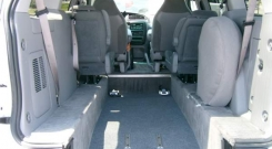 ford windstar 2003 dropped floor