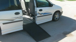 ford windstar 2002 ramps